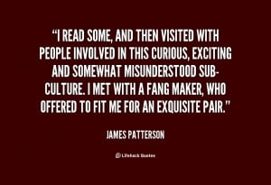 james patterson quotes sayings