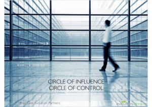 Circle of influence circle of control
