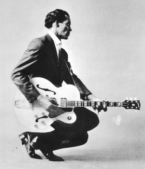 Chuck Berry, 87 years young today