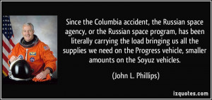 More John L. Phillips Quotes