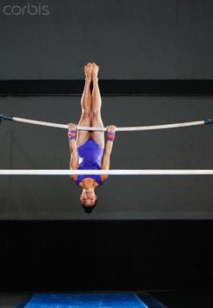 Gymnastics Uneven Parallel Bars