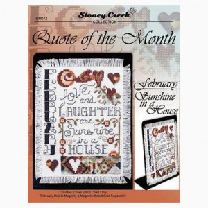 Quote Of The Month-February