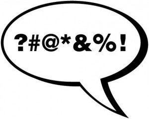 ... , what should we know about dealing with our children and swearing