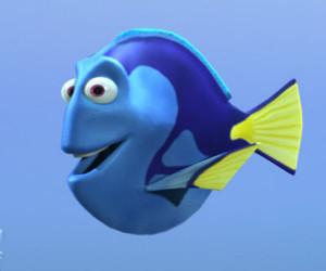 Dori The Fish Dory fish picture
