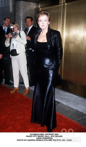 Anne Robinson Pictures