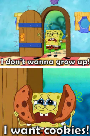 Growing up is pretty much the worst thing that can happen to anyone.