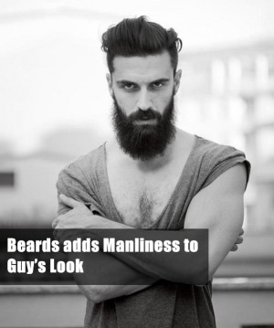 Undoubtedly, beards add the touch of manliness to your look whether ...