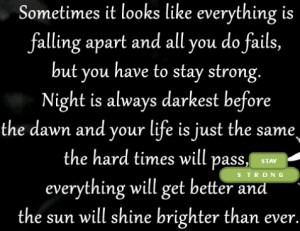 Stay Strong quote #2