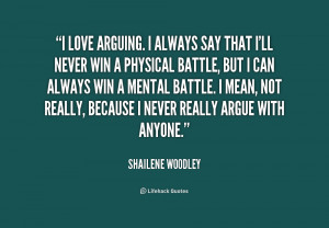Arguing Quotes Preview quote