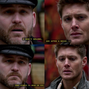 Benny and Dean | Supernatural quotes