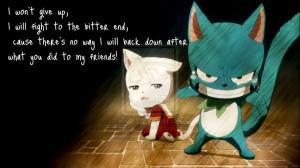Happy - Fairy Tail by Nomolos-gnaw