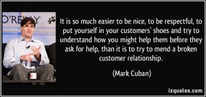 More Mark Cuban Quotes