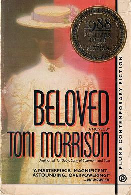 beloved by toni morrison a fragment analysis