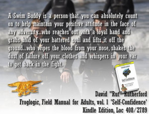 Navy Seal David B. Rutherford Quote from Book