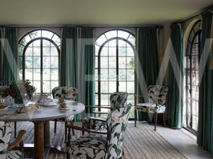 Dining room at Chartwell