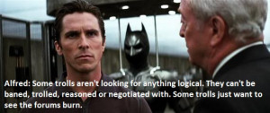 dark knight alfred quotes