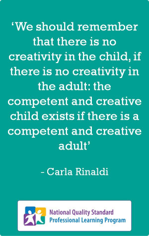 Excellent #Thinking Practice #Quote by Carla Rinaldi—'the competent ...