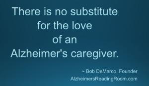 Bob DeMarco , +Alzheimer's Reading Room