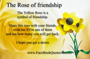 The Yellow Rose is a
