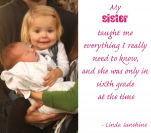 The Sweetest (and Funniest!) Quotes about Sisters