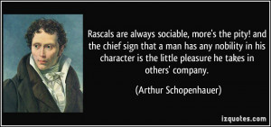 More Arthur Schopenhauer Quotes