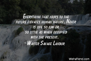 Rapper Future Love Quotes Everything that looks to the future elevates ...