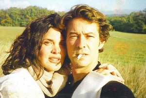 Passion: Janine and Bruno fell in love in unusual circumstances when ...