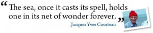Jacques Yves Cousteau