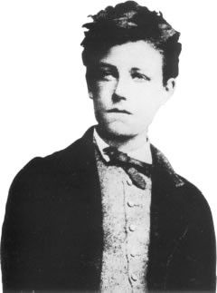 Arthur Rimbaud: Green Fairy's wild child