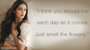 Sonam Kapoor Quotes