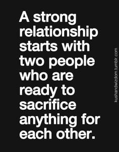 about love : sacrifice : between two people ONLY : quotes and sayings ...