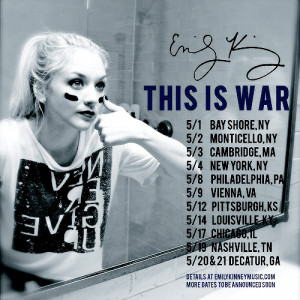 Emily Kinney Campaign
