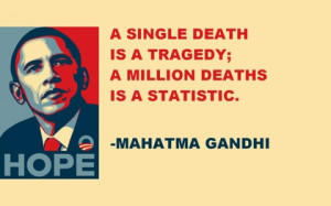 ... barack obama john mccain presidents of the quotes gandhi barack obama