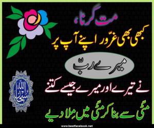 Urdu Beautiful Quote