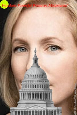 "First four quotes from Senator Kirsten Gillibrand's book, ""Off the ..."