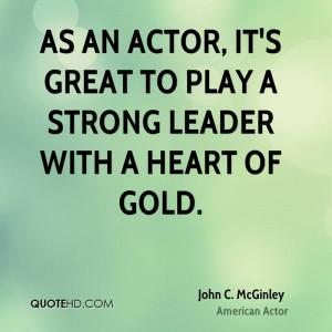John C. McGinley Quotes