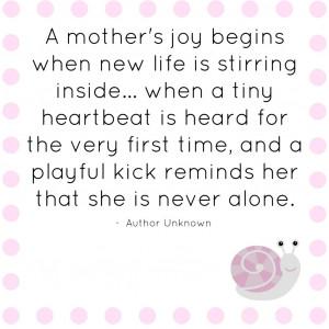 Pregnancy Quote 8