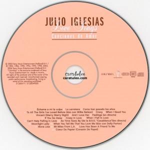 Julio Iglesias Love Songs