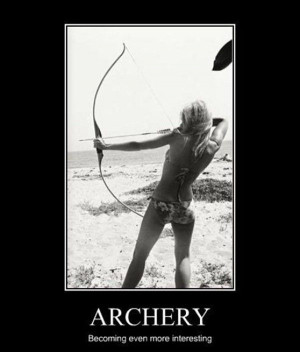 Related Pictures archery sayings