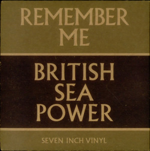 British Sea Power, Remember Me - Lee De Forest, UK, Deleted, 7