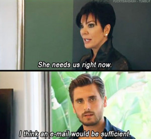 10 times Scott Disick was our favourite Kardashian