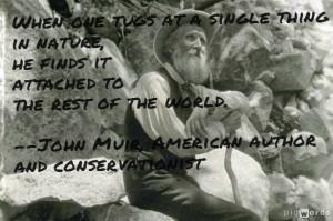 John Muir in 1907 (Francis M. Fritz)