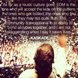 Kaskade Sets the Record Straight About the