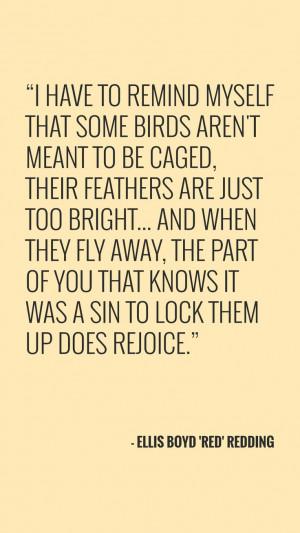 The Shawshank Redemption Quotes Shawshank redemption
