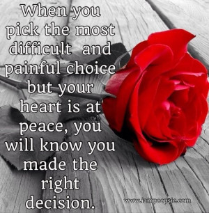 ... decision.Decision Quotes, Decsion Quotes, Quotes Difficult Decisions