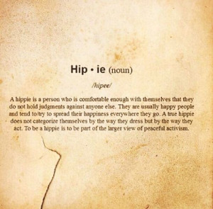 happy quotes hippie boho indie peaceful happiness peace hippy sayings ...