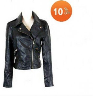 ... Short-Washing-PU-Leather-Inclined-Zipper-Coat-Ladies-Leather.jpg