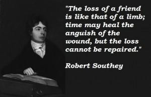 Robert southey famous quotes 6