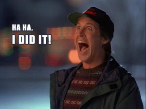 tagged with National Lampoon's Christmas Vacation - 25 Funny Pics