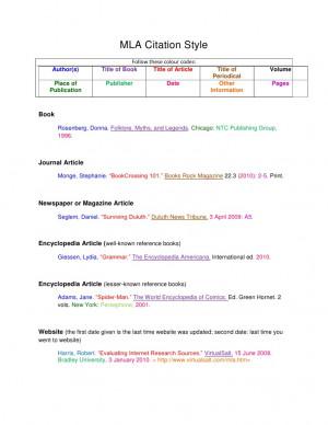 Printables Mla Citation Worksheet in text citation worksheet mla middle school worksheets citing uncategorized